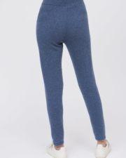 Кашемировые женские брюки Charlotte серые